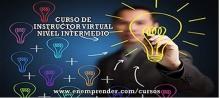 curso instructor virtual nivel intermedio
